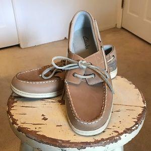 CLARK'S Ladies' Boat Shoe